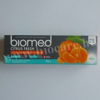 Biomed citrus fresh fogkrém