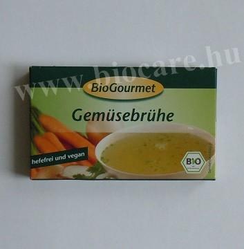 bio zöldségleves kocka