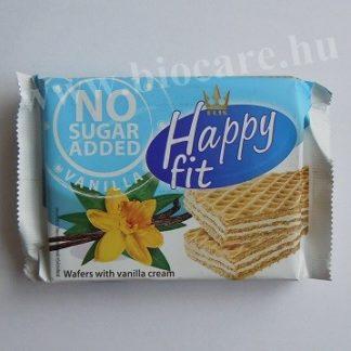 cukormentes vaníliás nápolyi