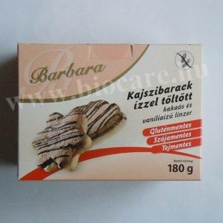 Barbara kajszibarackos linzer