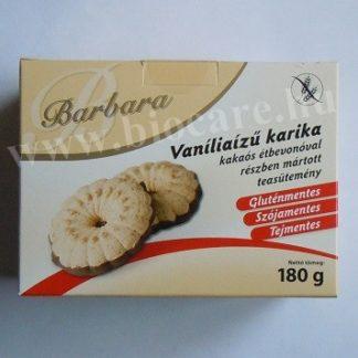 barbara vaníliás karika