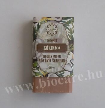 Yamuna kókuszos hidegen sajtolt szappan