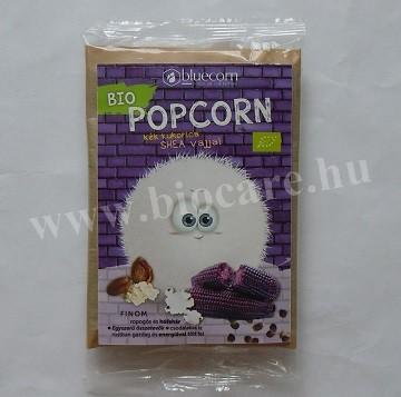 Bluecorn bio popcorn