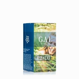 GAL GAL K2 + D3 csepp