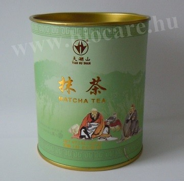 Discovery matcha tea