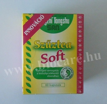 Dr. Chen Szűztea soft kapszula