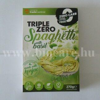 CarbControl zéró kalóriás bazsalikomos spagetti
