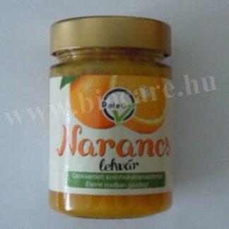 narancs lekvár édesítőszerrel