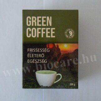 Dr. Chen őrölt zöld kávé