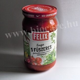 Felix 5 fűszeres paradicsomszósz
