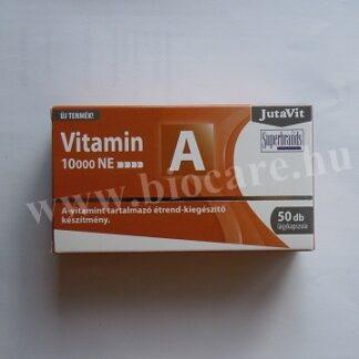 Jutavit A-vitamin kapszula