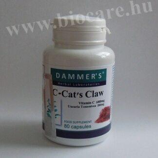 dammers macskakarom kapszula