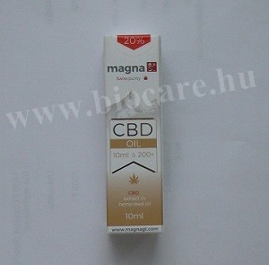 Magna CBD olaj 20%