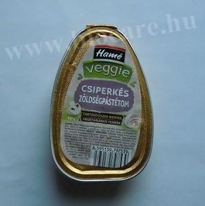 Csiperkés zöldségpástétom - Hamé