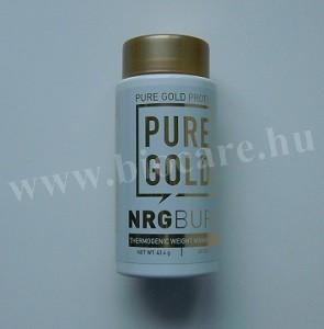 NRG burn komplex kapszula - Pure Gold