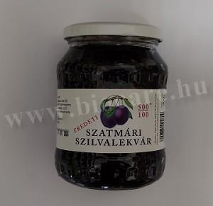 Cukormentes szatmári szilvalekvár 250g