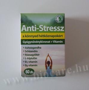 Anti-stressz kapszula - Dr. Chen