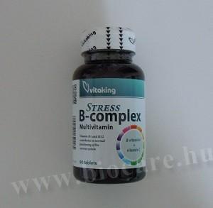 Vitaking Stressz B-komplex tabeltta